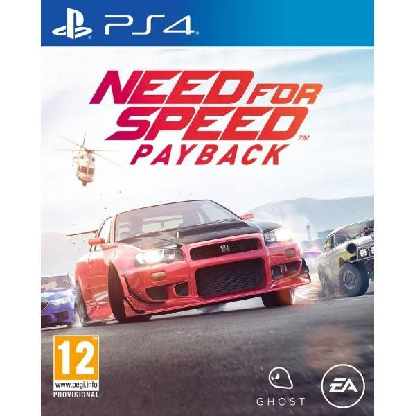 Hra EA PlayStation 4 Need for Speed Payback (EAP452206)
