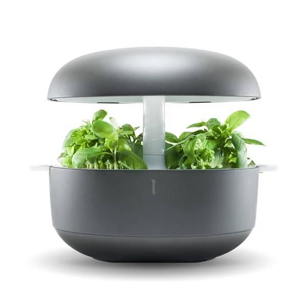 Systém Plantui 6 Smart Garden šedá