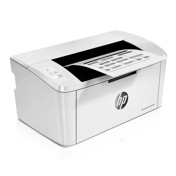 Tiskárna laserová HP LaserJet Pro M15w (W2G51A#B19) bílý (vrácené zboží 8800665456)