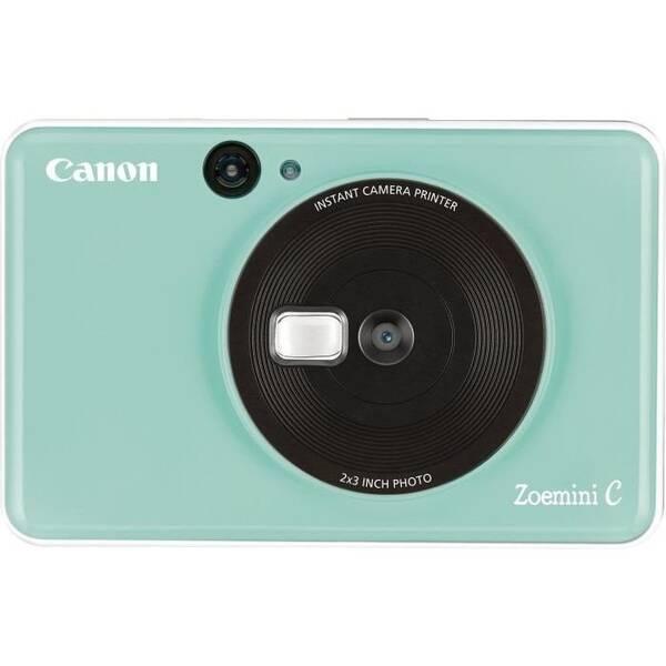 Digitálny fotoaparát Canon Zoemini C zelený