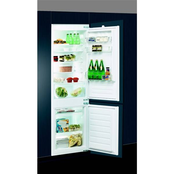 Kombinácia chladničky s mrazničkou Whirlpool ART 6501/A+