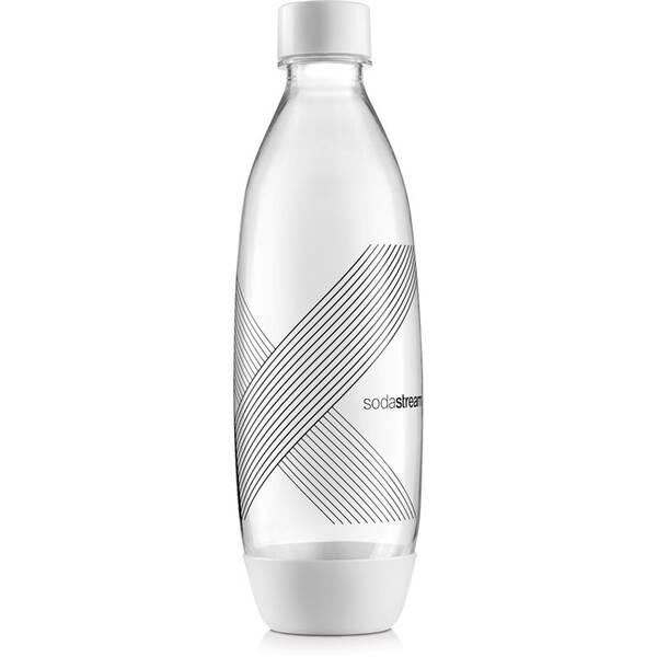 Láhev SodaStream FUSE SINGLE PACK X 1l bílá