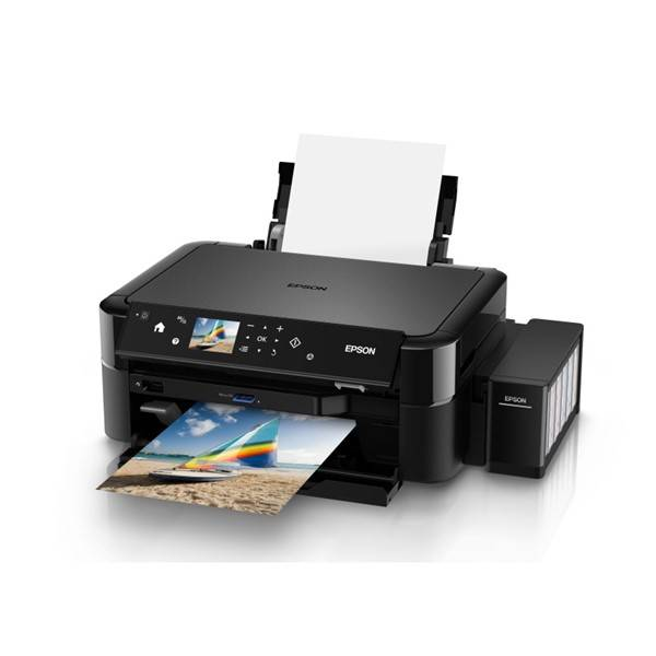 Tiskárna multifunkční Epson L850 (C11CE31401) černé