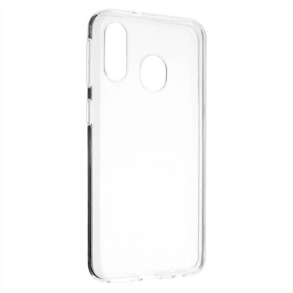 Kryt na mobil FIXED Skin pro Samsung Galaxy A40 (FIXTCS-400) průhledný