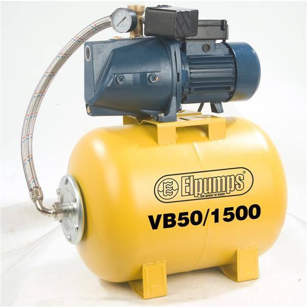 Vodárna ELPUMPS VB 50/1500 B