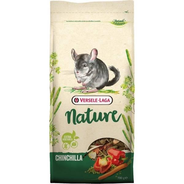 Krmivo Versele-Laga Nature Chinchilla pre činčily 700 g