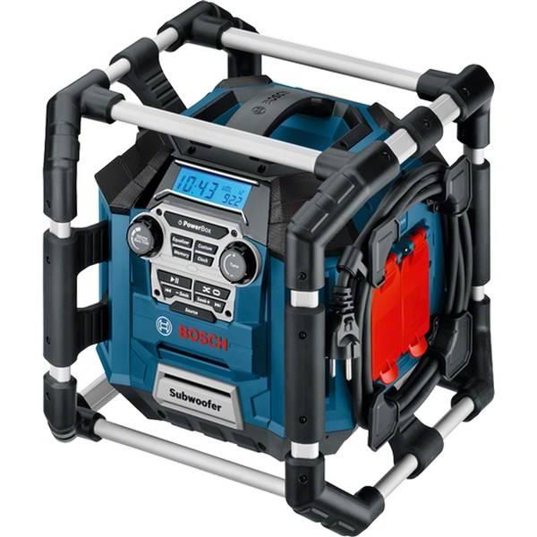 Stavební rádio Bosch GML 20, 0601429700