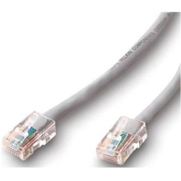 Kabel Belkin síťový (RJ45), 10m (A3L791b10M-GRY) šedý
