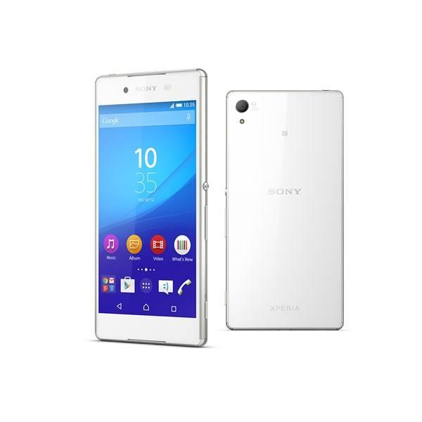 Mobilní telefon Sony Xperia Z3+ (E6553) (1295-1094) bílý (vrácené zboží 8800266052)