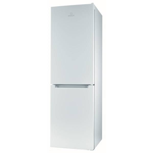 Kombinace chladničky s mrazničkou Indesit LR8 S2 W B bílé