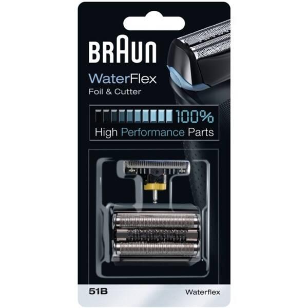 Příslušenství pro holicí strojky Braun Series 5 51B černé