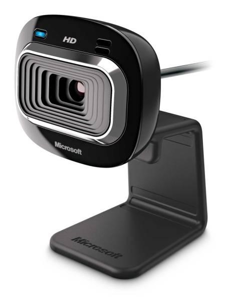 Webkamera Microsoft LifeCam HD-3000 (T3H-00013) čierna