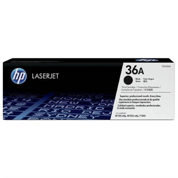 Toner HP CB436A, 2000 stran, (CB436A) černý
