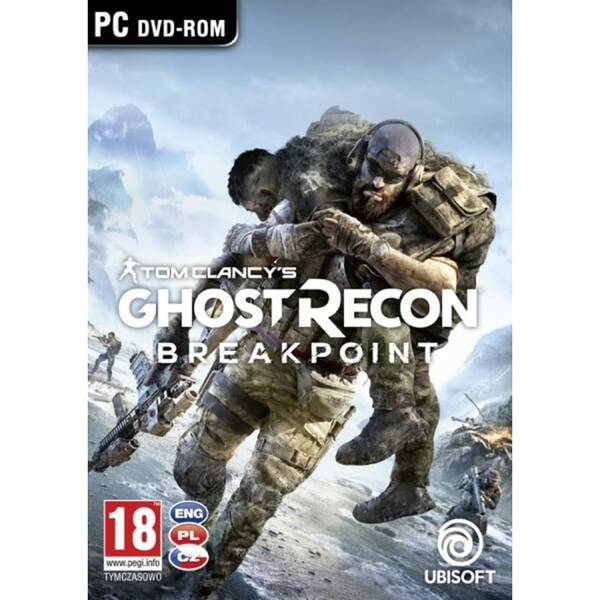Hra Ubisoft PC Tom Clancy's Ghost Recon Breakpoint (USPC06370)