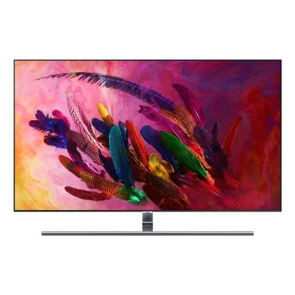 Televize Samsung QE65Q7FN stříbrná