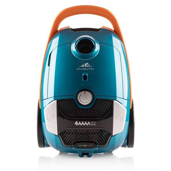 Podlahový vysávač ETA Avanto 3519 90010 modrý