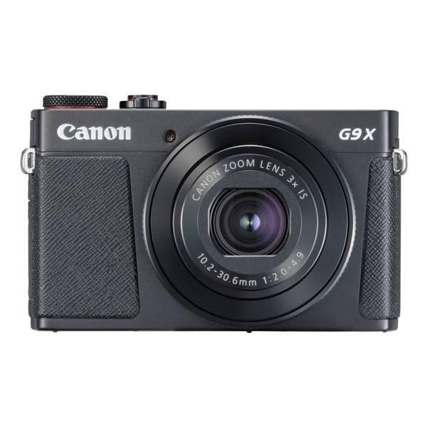 Digitálny fotoaparát Canon PowerShot G9 X Mark II (1717C002) čierny