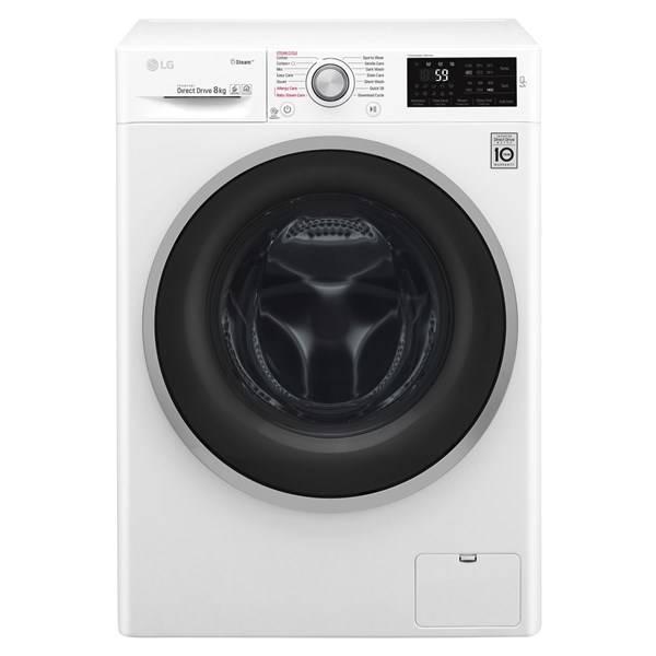 Automatická práčka LG F84J6TY1W biela