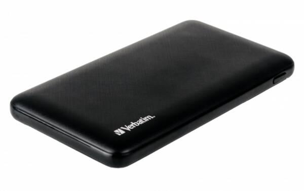 Powerbank Verbatim 10000 mAh (49570) černá