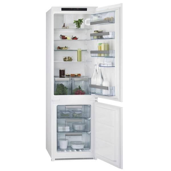Kombinácia chladničky s mrazničkou AEG Santo SCT71800S1