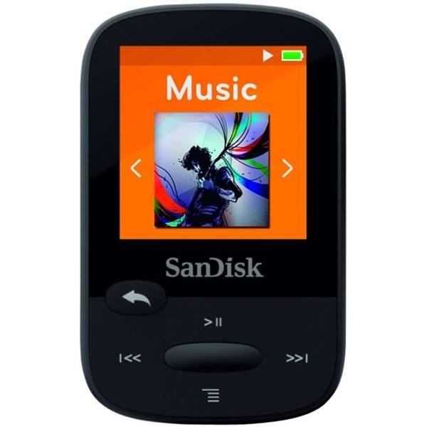 MP3 přehrávač Sandisk Sansa Clip Sports SDMX24 4GB (vrácené zboží 8800259703)
