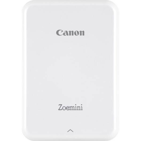 Fototiskárna Canon Zoemini stříbrná/bílá