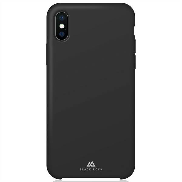 Kryt na mobil Black Rock Fitness Case na Apple iPhone X/Xs (BR1060FIT02) černé (vrácené zboží 8800498020)