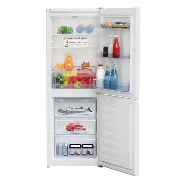 Chladnička s mrazničkou Beko RCSA 240M20W bílá