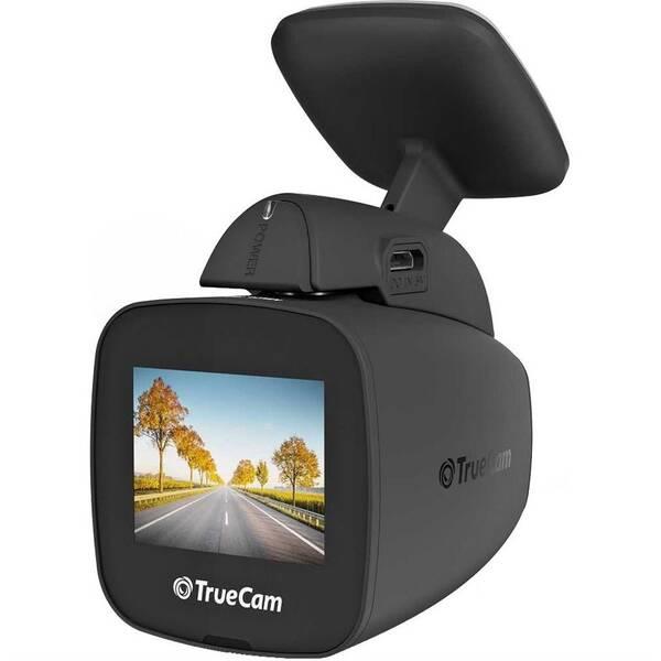 Autokamera TrueCam H5 + GPS modul černá