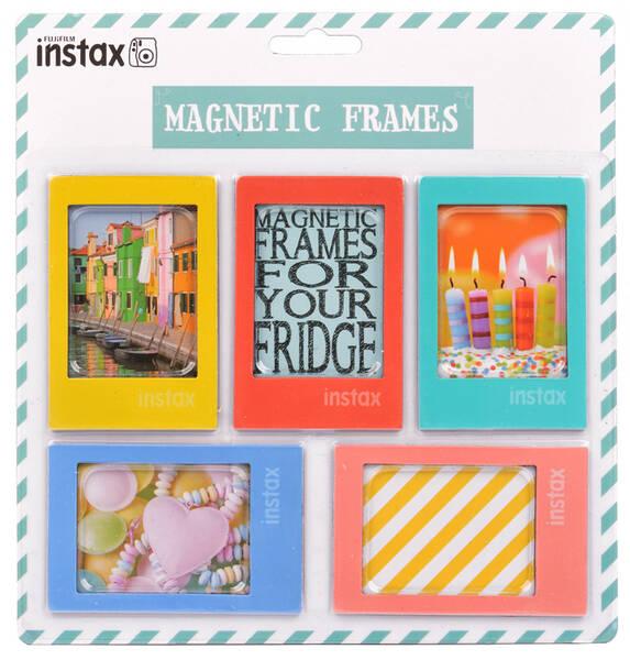 Fotorámeček Fujifilm Instax Magnetic Frame Bright 5ks