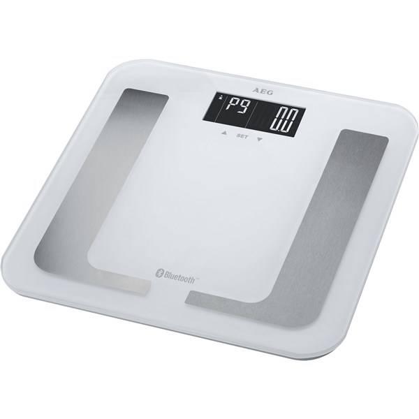 Osobní váha AEG PW 5653BWH bílá (vrácené zboží 5810005339)