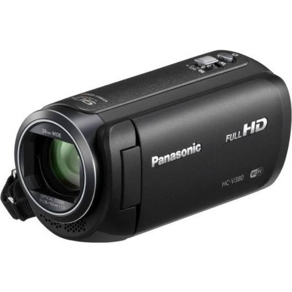 Videokamera Panasonic HC-V380EP-K (vrácené zboží 8800239046)