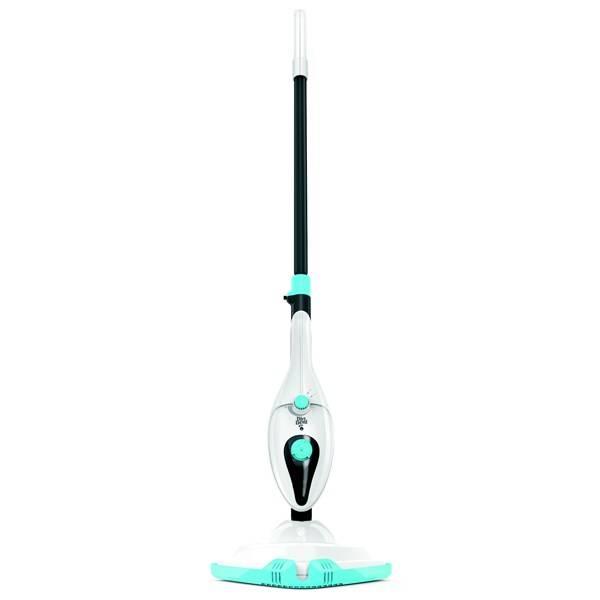Parní mop Dirt Devil M325 5in1 Multifunction Steam Mop bílý/modrý (vrácené zboží 8800449435)