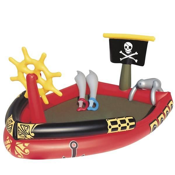 Bazén Bestway Pirate Pool 190x140x96 cm (53041)