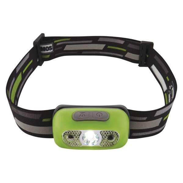 Čelovka EMOS LED CREE 5W nabíjecí (1441250920) zelená