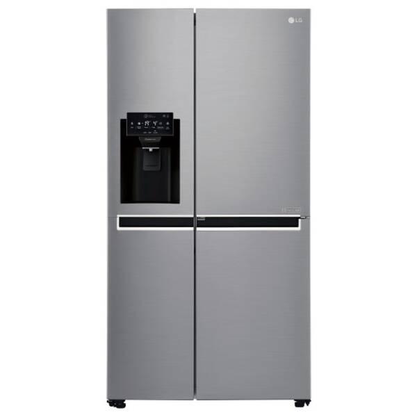 Americká lednice LG GSJ760PZUZ nerez