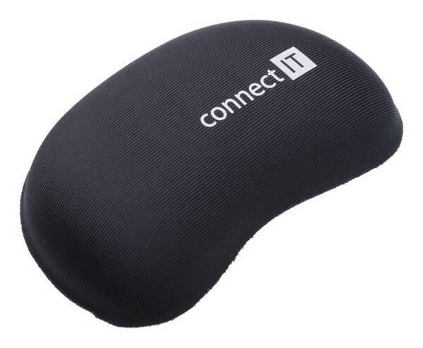 Podložka Connect IT zápěstní před myš (CI-498) černá