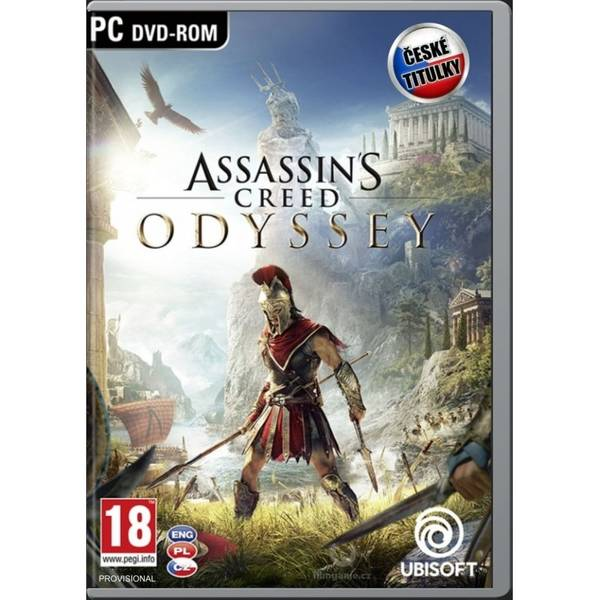 Hra Ubisoft PC Assassin's Creed Odyssey (USPC00093)