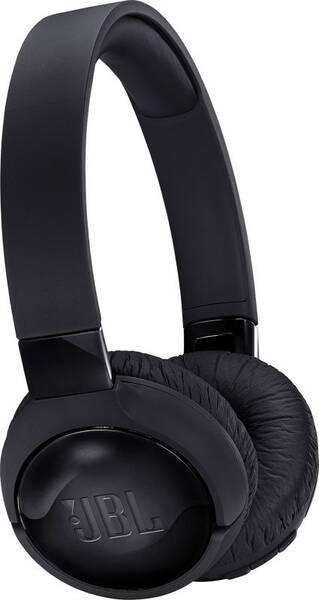 Sluchátka JBL TUNE600BTNC (JBL T600BTNBK) černá (vrácené zboží 8800351841)