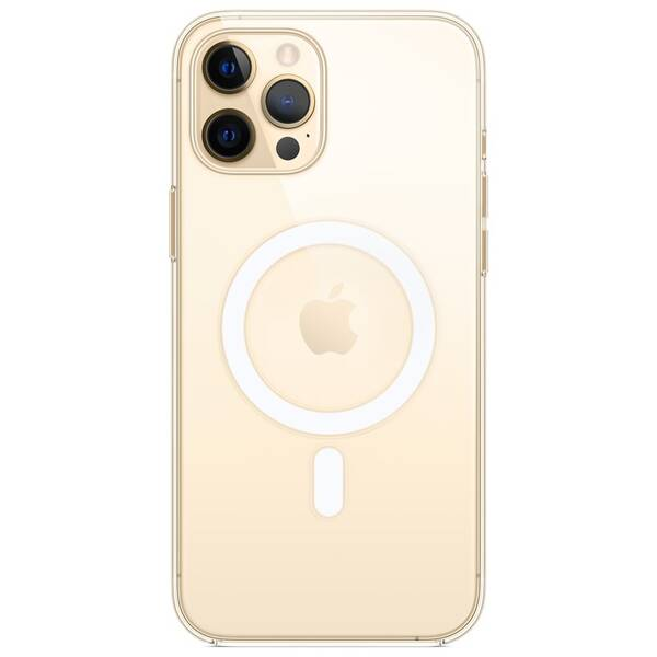 Kryt na mobil Apple Clear Case s MagSafe pre iPhone 12 Pro Max (MHLN3ZM/A)
