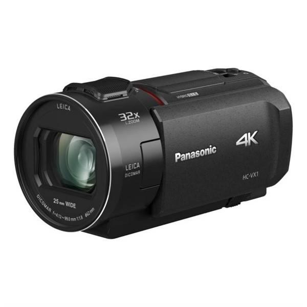Videokamera Panasonic HC-VX1EP-K (HC-VX1EP-K) čierna