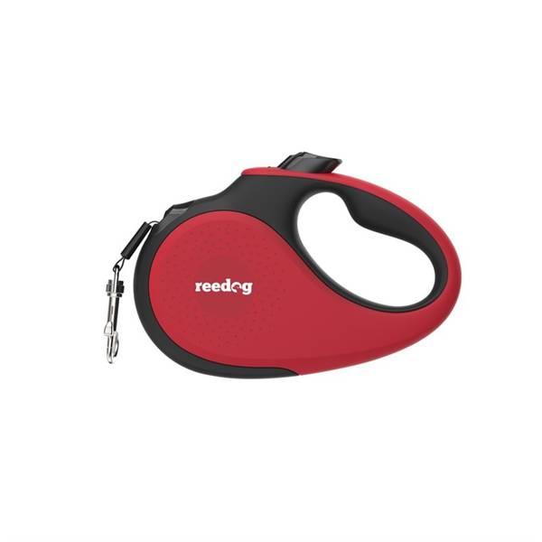 Vodítko Reedog Senza Premium L 50 kg červená farba