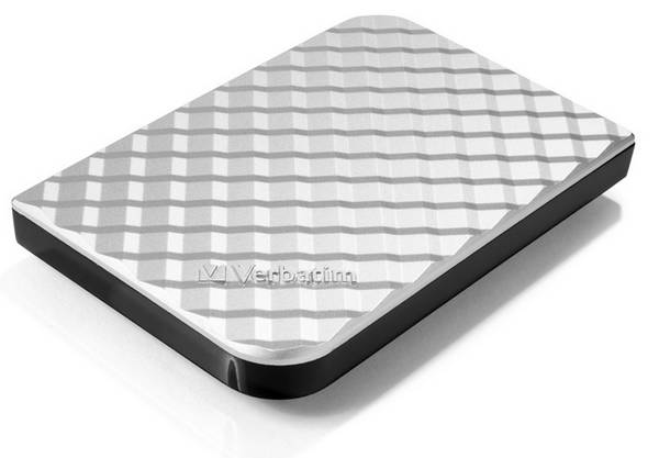 Externý pevný disk Verbatim Store 'n' Go GEN2 500GB (53196) strieborný