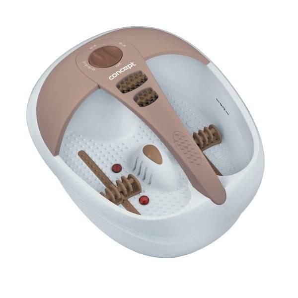 Masážní přístroj Concept MV-7140 bílá/růžová (vrácené zboží 8800155333)