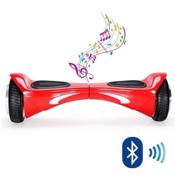 Hoverboard Kolonožka STANDART Auto Balance APP červená