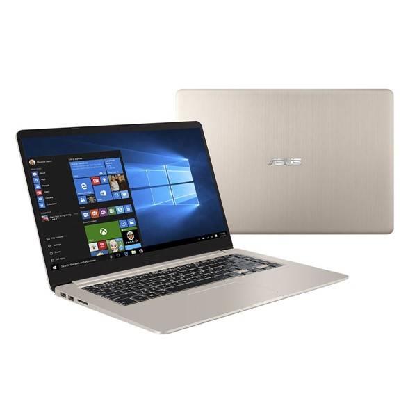 Notebook Asus VivoBook S15 S510UA-BQ132T (S510UA-BQ132T) zlatý