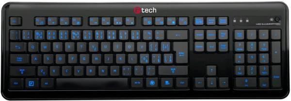 Klávesnice C-Tech OBK-04 (412068) černá