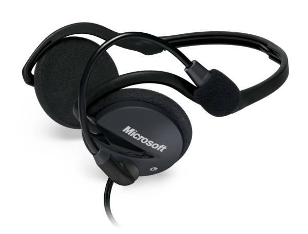 Headset Microsoft LifeChat LX-2000 (2AA-00010) černý (vrácené zboží 8800109572)