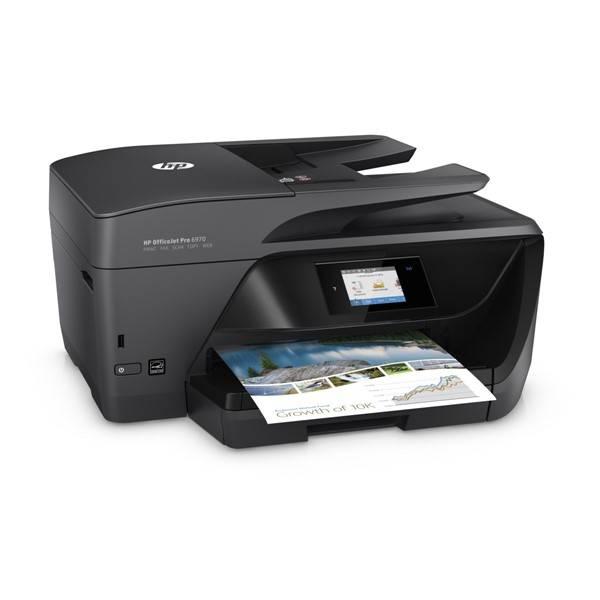 Tiskárna multifunkční HP Officejet Pro 6970 (J7K34A#625) černá