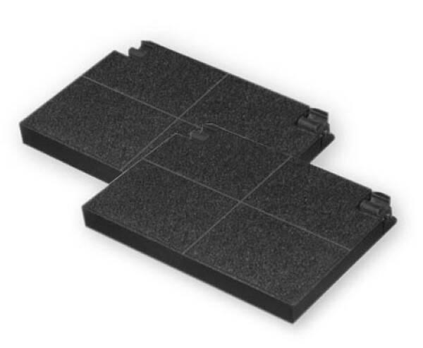 Uhlíkový filter Faber UHLÍKOVÝ FILTR F4 - sada (UHF 005) čierny